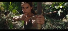"""""""Tomb Raider"""" - pierwszy zwiastun filmu z nową Larą Croft"""