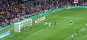 Grad goli na Camp Nou. Zobacz skrót meczu FC Barcelona - SD Eibar [ZDJĘCIA ELEVEN]