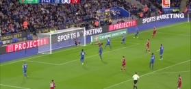 Koniec przygody Liverpoolu z Pucharem Ligi Angielskiej. Zobacz skrót meczu z Leicester [ZDJĘCIA ELEVEN EXTRA]