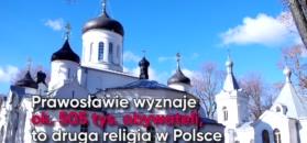 Wyznania religijne w Polsce. Mamy więcej buddystów niż muzułmanów