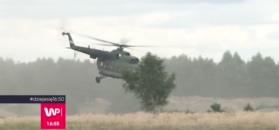 #dziejesię 16:50: Reporter WP Tomasz Molga na ćwiczeniach Dragon-17
