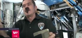 Były astronauta o kulisach swojej pracy