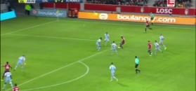 Monaco gromi, Glik ostoją obrony. Zobacz skrót meczu z Lille OSC [ZDJĘCIA ELEVEN]