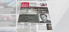 Żakowski: sprawa płka Juźwika to przykład używania dziwnych kwitów w walce wewnątrz obozu władzy
