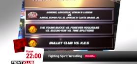 Fighting Spirit Wrestling 2017 #39 (zapowiedź)