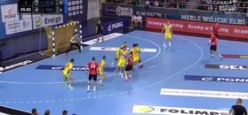 PGNiG Superliga. PGE Vive Kielce wygrało w Elblągu. Zobacz najlepsze akcje (WIDEO)