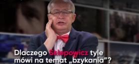 Chamstwo roku! Roman Sklepowicz o protestach kobiet.