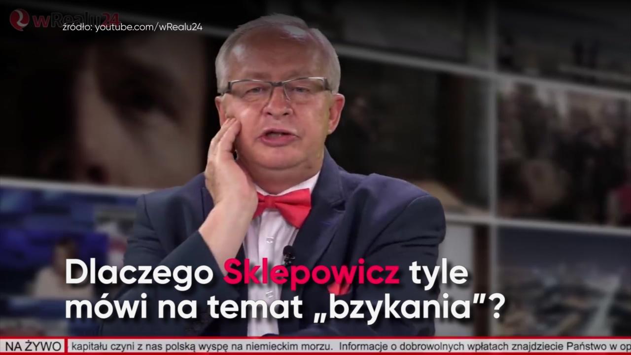 Roman Sklepowicz: Chamstwo Roku! Roman Sklepowicz O Protestach Kobiet. WP.TV