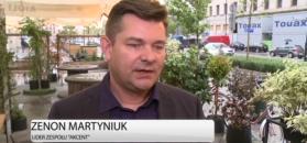 Martyniuk: moja biografia powstała jako odpowiedź na prośby fanów