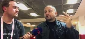 Dariusz Tuzimek: Jestem szalony, rozmawiajmy o medalu