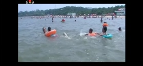 Korea Północna chwali się nadmorskim kurortem