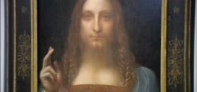 Obraz Leonarda da Vinci na aukcji