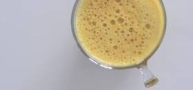 Kurkumowe latte, czyli sposób na odporność i energię