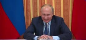 Wpadka rosyjskiego ministra. Putin go wyśmiał