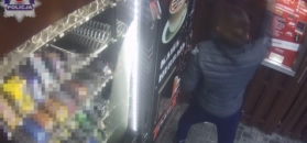 Z siekierą na automat do kawy. Bo zabrakło małej czarnej