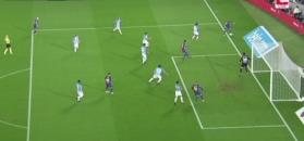 Wielka wpadka sędziego, Barcelona pokonała Malagę [ZDJĘCIA ELEVEN]