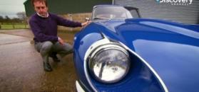 Kupili Jaguara E-Type'a i sporo na nim zarobili. Samochód był w kiepskim stanie