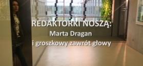 REDAKTORKI NOSZĄ: Marta Dragan i groszkowy zawrót głowy