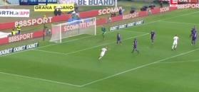 Kanonada we Florencji. Zobacz skrót meczu ACF Fiorentina - AS Roma [ZDJĘCIA ELEVEN]