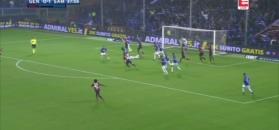 Sampdoria rządzi w Genui. Zobacz skrót meczu Genoa CFC - Sampdoria Genua [ZDJĘCIA ELEVEN]