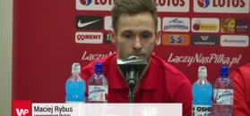 Maciej Rybus: Wszyscy mi gratulują, jaki mamy zespół