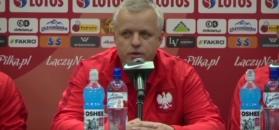 Jacek Jaroszewski: Uraz Roberta nie jest doleczony