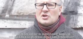 Paweł Lisicki o alei Lecha Kaczyńskiego