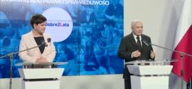 """""""Dziękuję, Beato"""". Kaczyński szybko przeszedł od słów do czynów"""