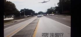 Dramatyczne lądowanie na Florydzie
