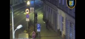 Wandale demolują centrum Legnicy. Gdzie jest policja?