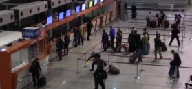Jak wyglądałby atak terrorystów na Okęcie? Policja zrobiła głośny pokaz