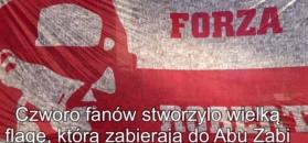 Robert Kubica może liczyć na wsparcie polskich kibiców. Wyjątkowa flaga debiutuje w Abu Zabi