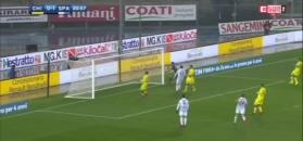 Chievo Werona lepsze od SPAL - zobacz skrót meczu [ZDJĘCIA ELEVEN SPORTS]