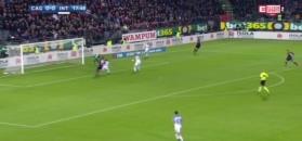 Dublet Mauro Icardiego - zobacz skrót mecz Cagliari Calcio - Inter Mediolan [ZDJĘCIA ELEVEN SPORTS]