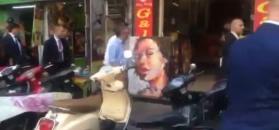 Spacer Andrzeja Dudy po Wietnamie. Kamera WP towarzyszyła prezydentowi