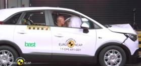 Test Euro NCAP: Opel Crossland X