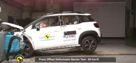 Test Euro NCAP: Citroen C3 Aircross
