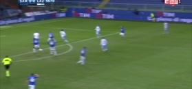 Bereszyński bronił bramki, ale Sampdoria i tak przegrała z Lazio [ZDJĘCIA ELEVEN SPORTS 1]