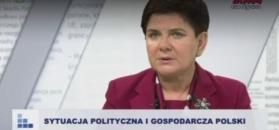 Szydło w TV Trwam o rekonstrukcji: wierzę w mądrość Jarosława Kaczyńskiego