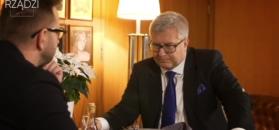 """Czarnecki o Tusku """"Kiedyś graliśmy w jednej reprezentacji"""""""