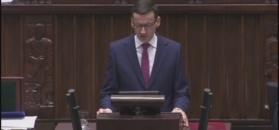 Morawiecki: naszym celem jest wzmocnienie firm i przedsiębiorczości