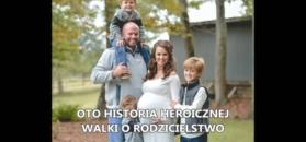 Po latach starań, w ciągu kilku minut ich rodzina powiększyła się o 6 osób. Heroiczna walka o rodzicielstwo