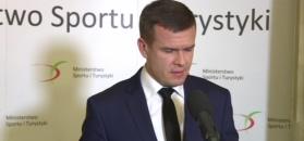 Witold Bańka: Finansowanie nie jest prawem, tylko przywilejem