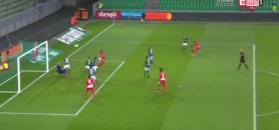 AS Monaco rozbiło AS Saint-Etienne, czerwona kartka dla bramkarza [ZDJĘCIA ELEVEN SPORTS 1]