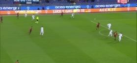 Szczęśliwa wygrana AS Roma z Cagliari Calcio - zobacz skrót meczu [ZDJĘCIA ELEVEN SPORTS]