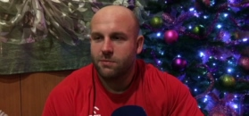 """Rodzinne święta Piotra Małachowskiego. """"Mikołaj jest ważny, ja go nie miałem"""" (WIDEO)"""