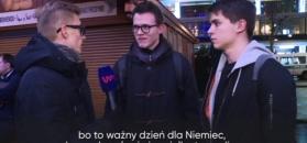 Studenci wspominają zamach w Berlinie