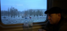 Jechaliśmy pociągiem Moskwa - Wołgograd, tę trasę pokonają tysiące polskich kibiców