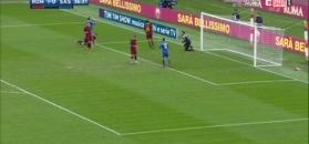 Potknięcie AS Roma. Zobacz skrót meczu z Sassuolo [ZDJĘCIA ELEVEN SPORTS]