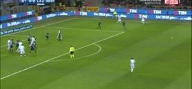 Słupek, poprzeczka i genialne parady bramkarzy - skrót meczu Inter - Lazio [ZDJĘCIA ELEVEN SPORTS 1]